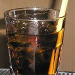 A classic Black Russian