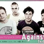 Against the Day Myspace banner